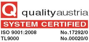 DataBox est certifiée TL9000/ISO 9001 pour son système de management de la qualité